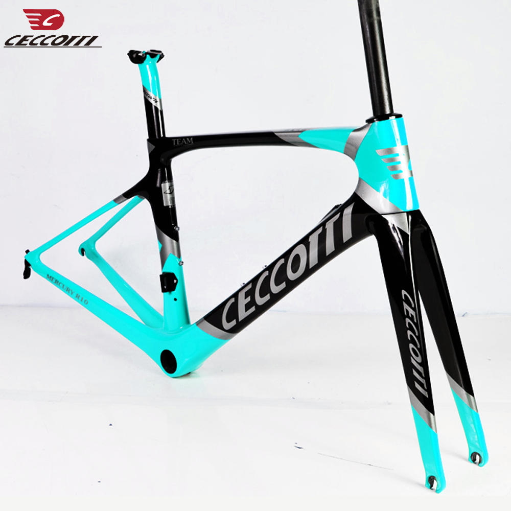 DC010 Carbone Route  Toray T1000 Frame+fork+seatpost+clamp+headset PF30/BB30 Cheap Carbon Frame Road Bike 2 Years Warranty