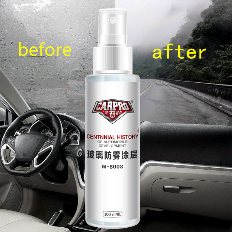 100ML Car Windshield Window Glass Coating Long Lasting Anti-Fog/Rain Agent Car Window Cleaner Car Cleaning Car Accessories TSLM1