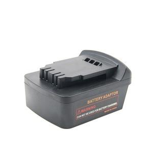 Image 5 - Milwaukee M18 18V адаптер батареи преобразует в Dewalt 18V/20V Max литий ионный аккумулятор DCB205 DCB2000 электрические сверлильные инструменты