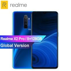 Перейти на Алиэкспресс и купить global version realme x2 pro snapdragon 855 plus 8gb 128gb rom 6.5дюйм. nfc mobile phone 64mp quad camera 50w super vooc fast charge