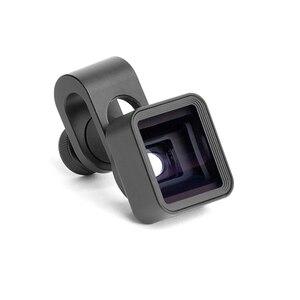 Image 1 - Geniş ekranlı cep telefonu anamorfik Lens geniş açı klip Film bozulma kamera Lens Iphone Samsung Hwawei akıllı telefon