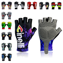 Multi Style Cycle Half -finger gloves cycling summer MTB Road bike gloves Bicycle Gym Fitness Non-slip Sports guantes ciclismo boodun summer cycling gloves half finger sports luvas guantes ciclismo road mountain bikes mtb bicycle wrist gloves men women