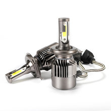Автомобильный головной светильник h4 h7 светодиодный 6000k h1