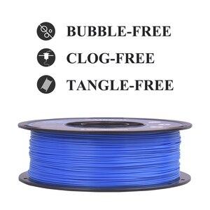 Image 3 - Matériel de Filament dimprimante 3D de PLA de la soie 1.75mm de Filament de PLA pour limprimante 3D Filamento PLA dimpression 3D