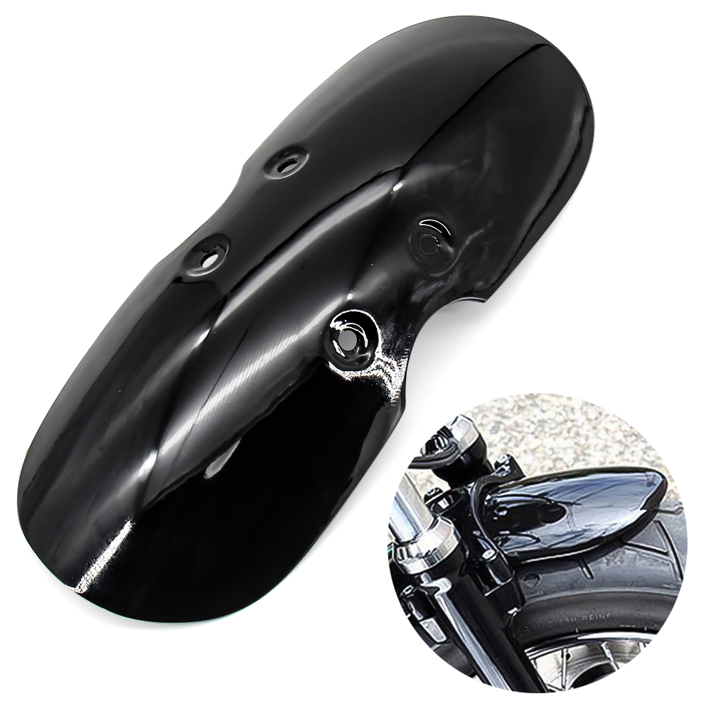 For Triumph Bonneville Tiger T100 2001-2016 Thruxton SCRAMBLER 900 Front Fender Mudguard Mud guard Mudflap Cover Guard image