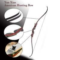 Hunting bow and arrow Yunxiao American hunting bow 30~50 pounds American hunting bow outdoor hunting bow and arrow