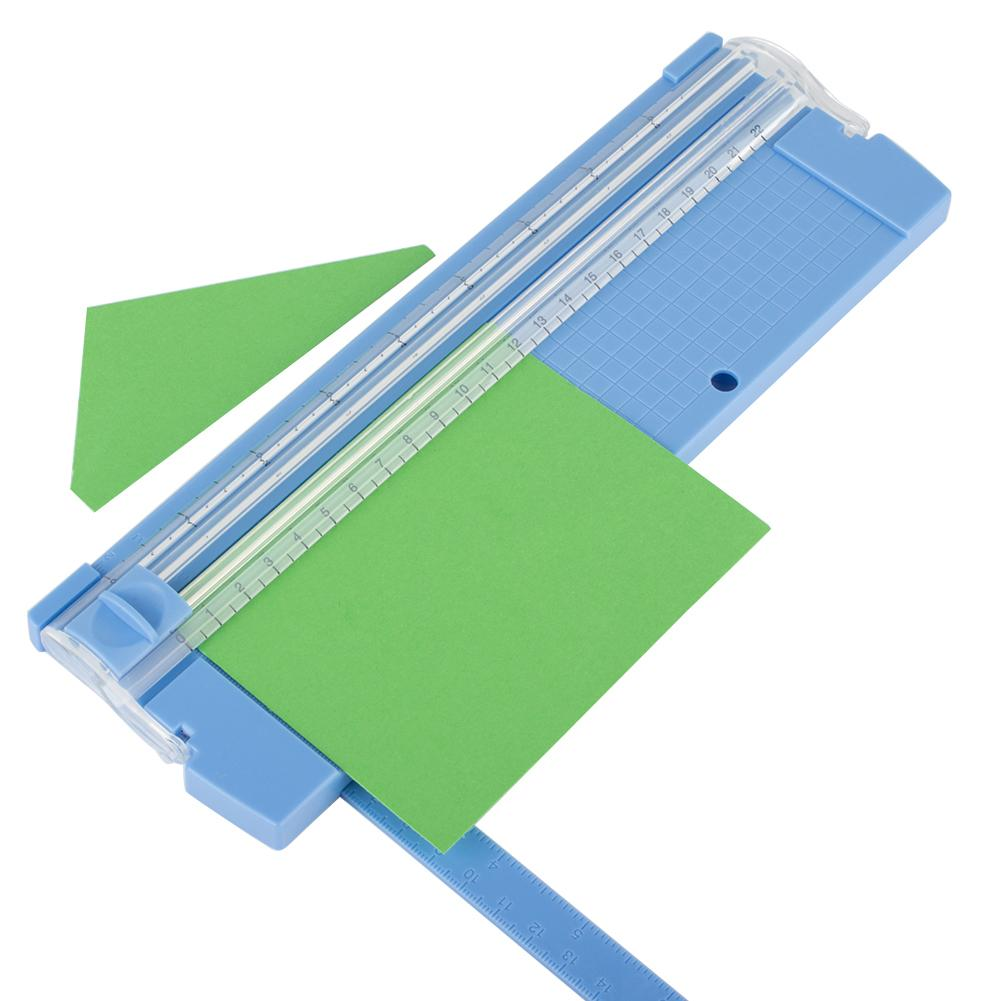 A4 Paper Cutter Precision Photo Card Craft Craft Cutting Pad Ruler Guillotine