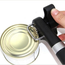 2pcs Multifunction Stainless Steel Safety Side Cut Manual Can Tin Opener Wonderful Kitchen Tools Bar gadgets Cans Bottle Opener manual food tin can seamer