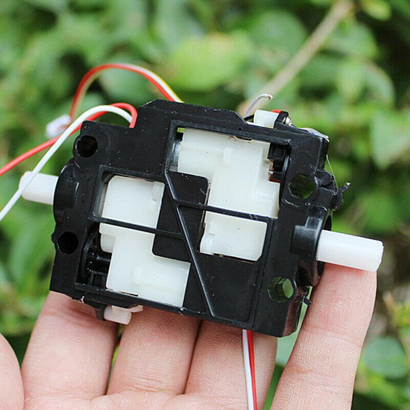DC 3V 6V Mini Electric Gear Motor Ball Bearing Encoder Speed Measurement DIY Smart Intelligent Trolley Toy Car Robot Chassis|DC Motor|   - AliExpress