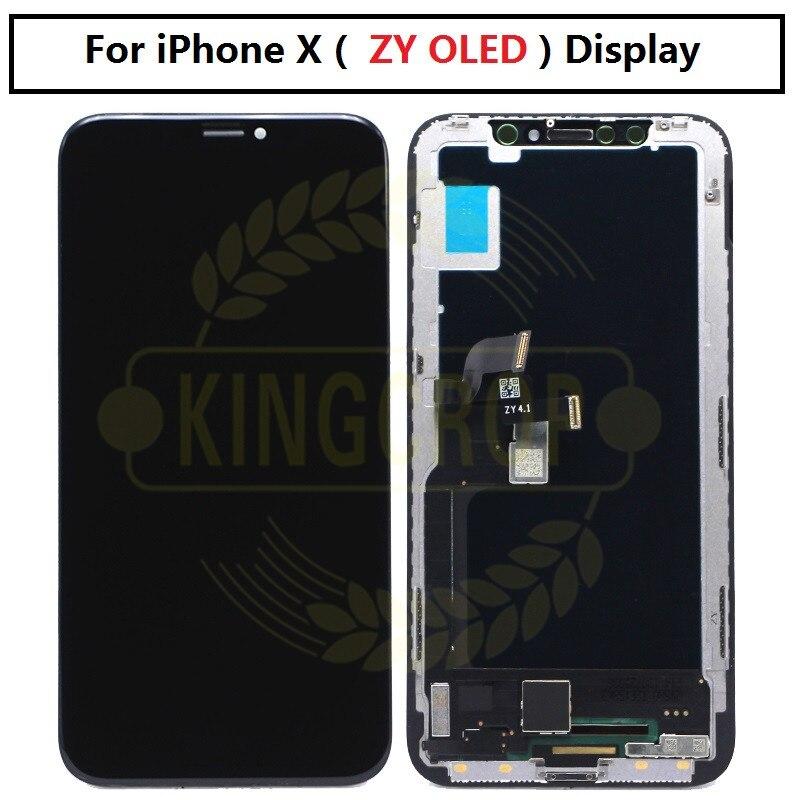 iPhone x ZY 硬性 OLED 375元 (