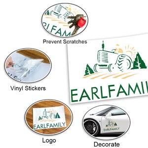 Image 2 - Earlfamily 13cm x 3.6cm para o carro de anime adesivos finos personalidade decalque impermeável graffiti adesivo vinil material scratch proof