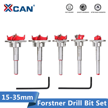 цена на XCAN 1 Piece Diameter 35mm Adjustable Carbide Drill Bits Hinge Hole Opener Boring Bit Tipped Drilling Tool Woodworking Cutter