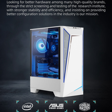 Assembly-Machine PC Desktop Computer Ipason-Battlefield GTX1650/GTX1660 for PUBG/LOL