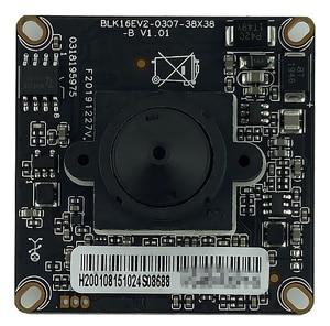 Image 2 - StarLight Sony IMX307+3516EV200 H.265 HD IP Camera Module Board Mini Lens 3.7mm 3MP Low illumination ONVIF CMS XMEYE RTSP