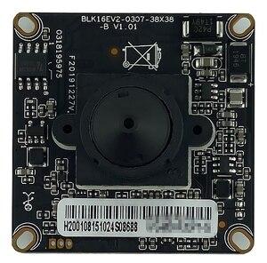 Image 2 - Sternenlicht Sony IMX307 + 3516EV200 H.265 HD IP Kamera Modul Bord Mini Objektiv 3,7mm 3MP Geringe beleuchtung ONVIF CMS XMEYE RTSP