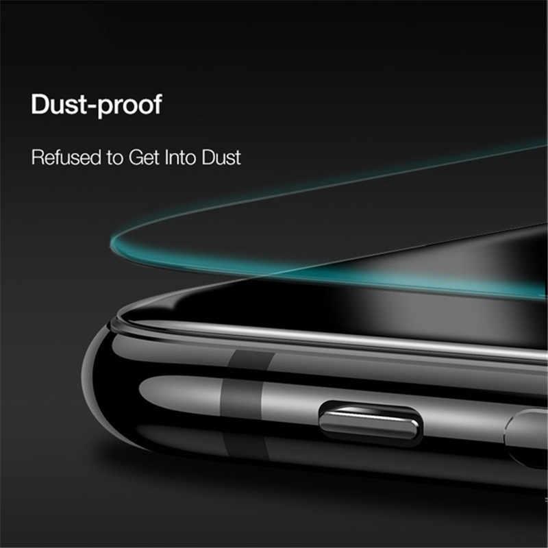 Nowy pokrowiec na szkło hartowane 5D do IPhone 6 6s 7 8 plus X XR XS MAX 11 PRO MAX