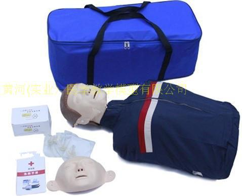 Half-length CPR Training Manikin Medical Practice Dummy CPR Simulation Mannequin Medicine