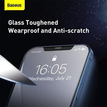 Baseus 2 шт. 0,25 мм Защитная пленка для экрана для iPhone 12 Pro Max Мини