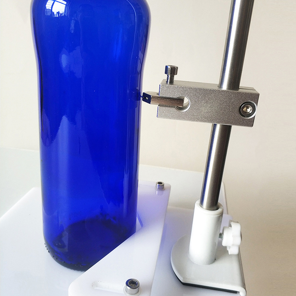 Cutting Machine For Cutting Wine Beer Soda Round Bottles Mason Jars Professional DIY Glass Bottle Cutter