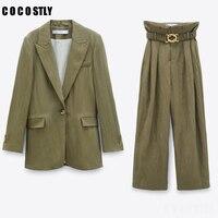 Стильные брюки и жакет Цена от 1284 руб. ($16.55) | 9 заказов Посмотреть