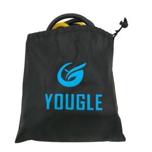 Image 4 - YOUGLE 11ชิ้น/เซ็ตดึงเชือกออกกำลังกายความต้านทานยางเหยียบExcerciser Bodyการออกกำลังกายโยคะ