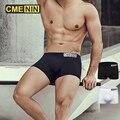 CMENIN Men's Solid Color Cotton Sexy Underwear Men's Underwear Boxer Shorts Male Panties Fashion Underpants Boxershorts Homme