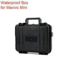 Анти-взрыв водонепроницаемый ящик для DJI Mavic мини хранения Портативный Профессиональный Чехол для переноски сумка для DJI Mavic мини аксессуары