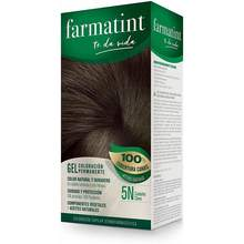 Tinte Permanente Farmatint 5N Castaño Claro (135 ml) (Reacondicionado A+)