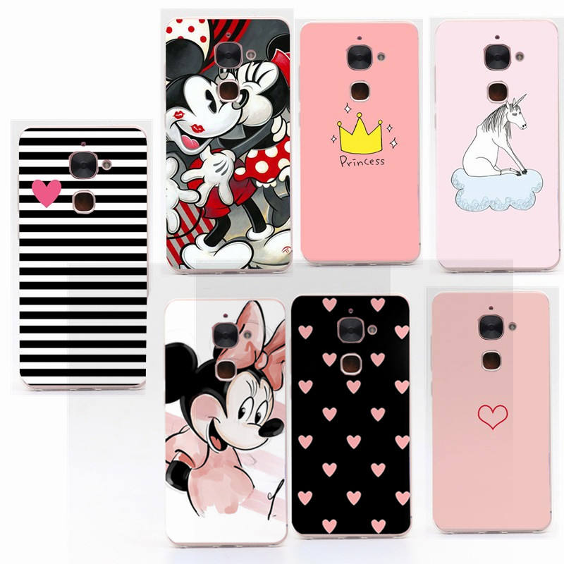 Leeco <font><b>Le</b></font> S3 X626 Case Back Cover Soft Silicone TPU Cover For Letv Leeco <font><b>Le</b></font> <font><b>2</b></font> Case <font><b>X527</b></font> / <font><b>Le</b></font> <font><b>2</b></font> Le2 Pro X620 X622 Cases Fundas image