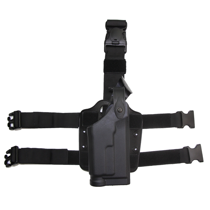 Tactical HK USP Serpa Standard Auto Lock Drop Leg Thigh RH Gun Holster Military Leg Holster
