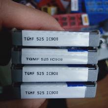 Iscar tgmf525 ic908 inserções de carboneto 10 peças