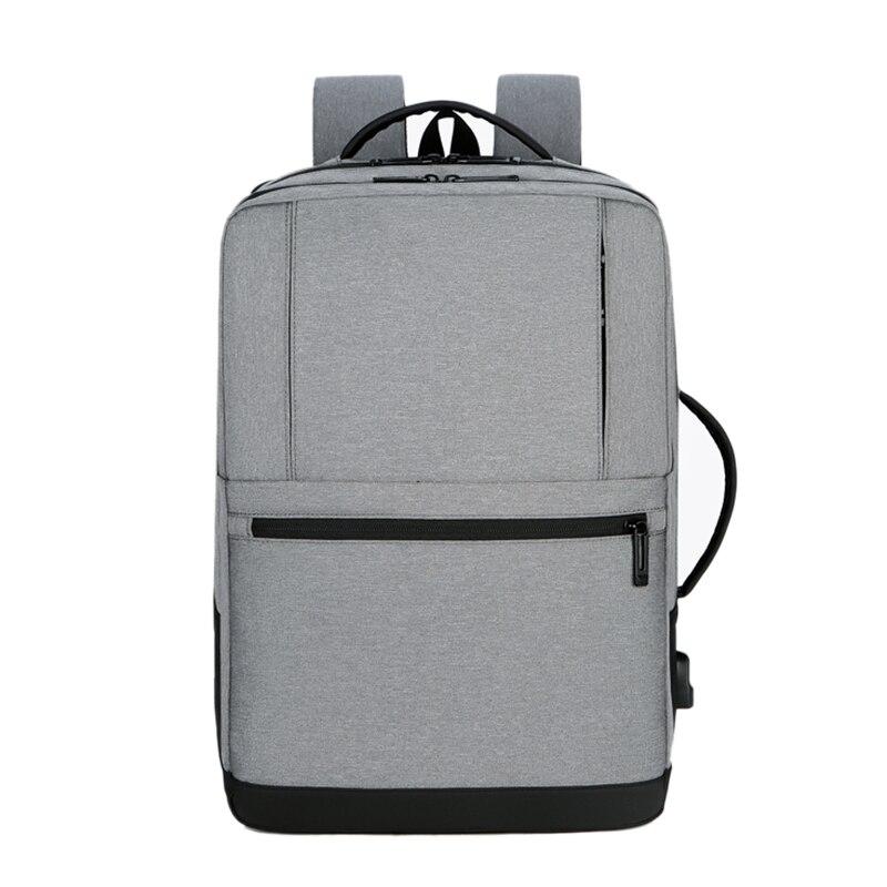 Men/'s Black Large Travel Backpack Rucksack Laptop Bag School Satchel Handbag
