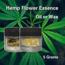 1bottle 5grams Premium Purely Essence Extraction from 100% Hemp Flower Effective for Anxiety and Relax mind & Pain Relief thc in