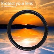 RISE(Великобритания) фильтр для камеры 49 мм/52 мм/55 мм/58 мм/62 мм/67 мм/72 мм/77 мм/82 мм УФ-фильтр для камеры sony Nikon d5300 Canon