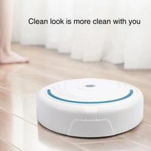Умный автоматический индукционный подметальный робот-пылесос, Перезаряжаемый USB пылесос для пола, инструмент для чистки ковров, робот