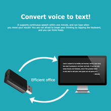 AI Smart Microphone Translator Language Translation Speech Recognition USB Wireless Mic 28 Language Real-time Translation Supply