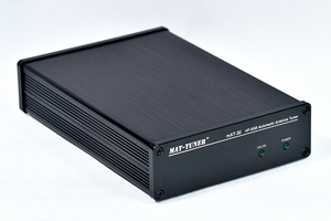 Последняя версия мат-30 120 Вт ВЧ автоматический тюнер Автомобильный тюнер автоматический антенный тюнер для Yeasu Ham радио