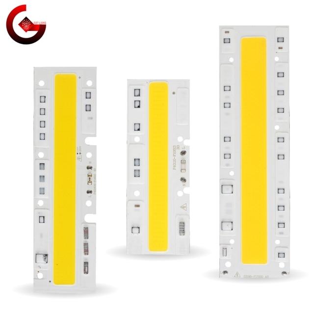 LED Chip 30W 50W 70W 100W 120W 150W 110V 220V COB Chip For LED Flood Light Cold White Warm White LED Spotlight Lamp