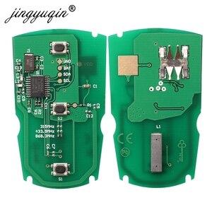 Image 5 - Jingyuqin 자동차 원격 스마트 키 315Mhz /433/ 868MHz BMW 1/3/5/7 시리즈 CAS3 X5 X6 Z4 자동차 열쇠가없는 제어 송신기 칩