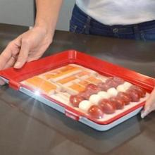 Kitchen Supplies Creative Food Preservation Tray Vacuum TrayFree Shipping