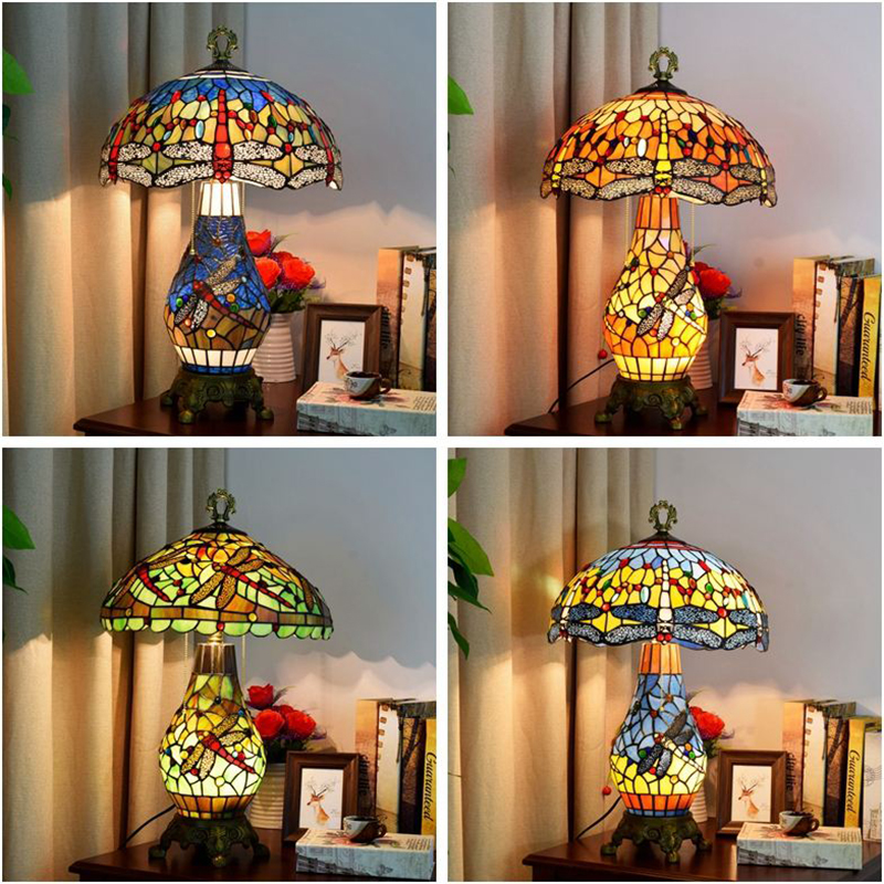 Tiffany Table Lamp Gallery 1