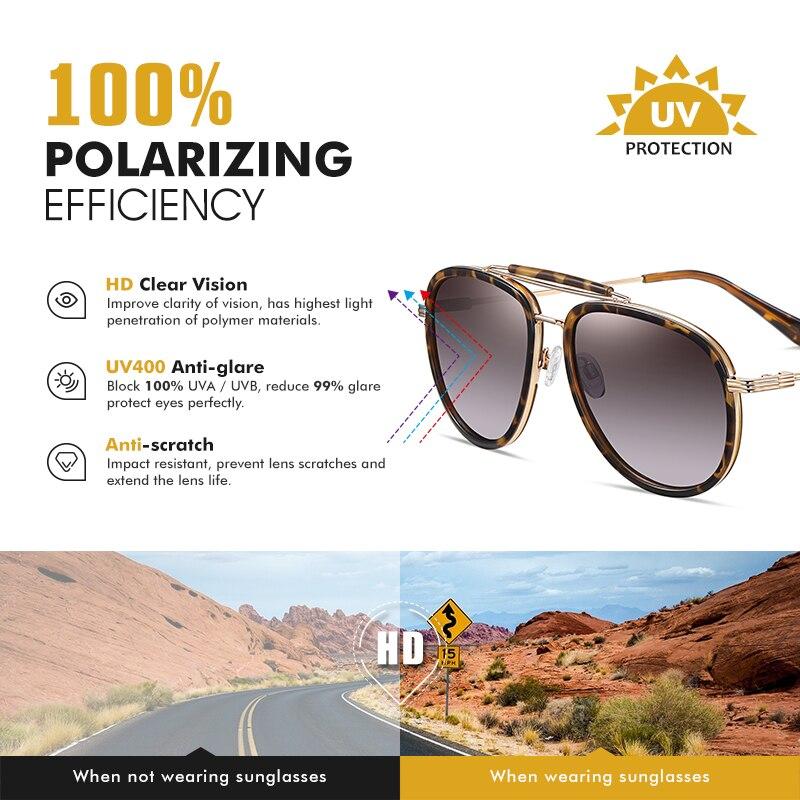 Солнцезащитные очки coolpandas в стиле ретро для мужчин и женщин