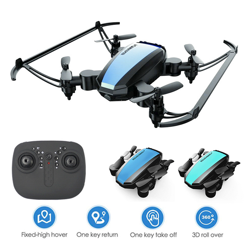 2020 NEW Global Drone GW125 Drones for Kids Altitude Hold RC Helicopter Mini Drone Wifi FPV Quadcopter VS E58 S9W Juguetes Dron image