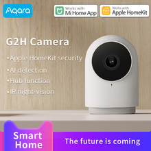 Smart-Camera Webcam Xiaomi Apple Homekit G2H Hub Ir 1080P Aqara Night-Vision-Hub-Function