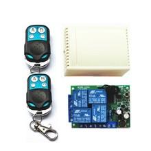 1527 télécommande de Code dapprentissage. 85V ~ 250V 220V 4 canaux récepteur RF