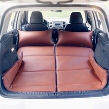 Colchón plegable montado en camión, cama de viaje especial para maletero de SUV, colchón de dormir universal para parte trasera de coche