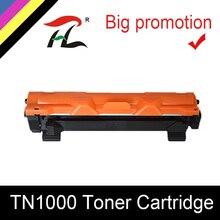 HTL TN1000 тонер-картридж совместимый с TN1030 TN1050 TN1060 TN1070 TN1075 HL-1110 1210 MFC-1810 DCP-1510 1610W