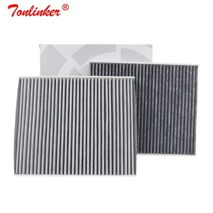 Image 5 - Cabin Filter Oem 64119163329 For Bmw 5 F07 F10 F11 2009 2019 518d 520d 520i 523i 525i 528i 530d 535d 550i M5 2Pcs Carbon Filter