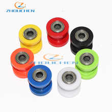 Chain Roller Pulley Tensioner-Wheel-Guide Motorbike XR125 CRF50 10mm 8mm for Pit ATV