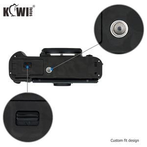 Image 4 - Kiwi anti risco câmera corpo capa protetor de pele para fujifilm X T30 fuji xt30 câmera anti slide filme 3 m adesivo sombra preto